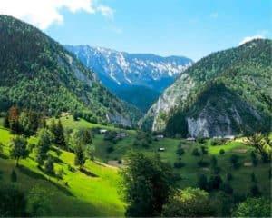 Natura minutata din Borsec