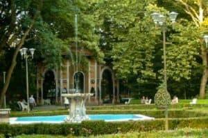 Buzias parc