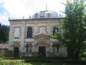 Templul Mare de la Vatra Dornei