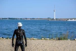 Tratament balnear la Lacul Techirghiol