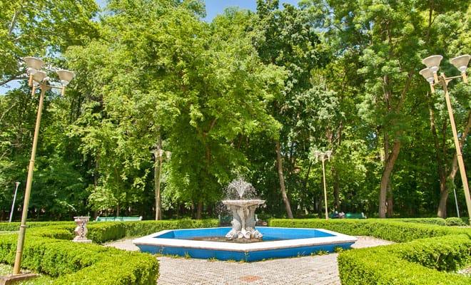 Parcul Buziaș