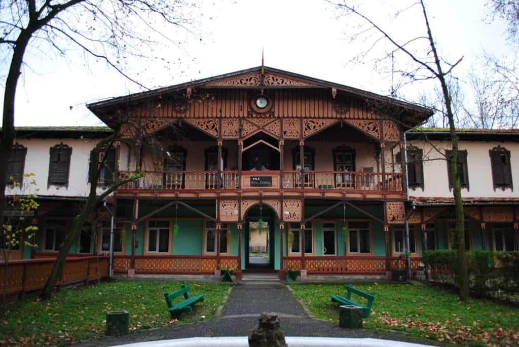 Muzeul balnear Buziaș