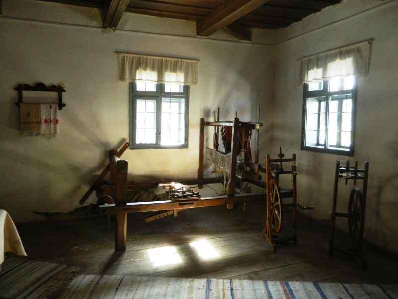 Muzeul satului din Cozmeni
